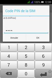 Alcatel Pixi 3 Dual Sim - Sécuriser votre mobile - Personnaliser le code PIN de votre carte SIM - Étape 13