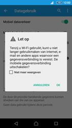 Sony Sony Xperia Z5 (E6653) - Internet - Mobiele data uitschakelen - Stap 6
