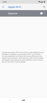Nokia 6.2 - WiFi - Activez WiFi Calling - Étape 10