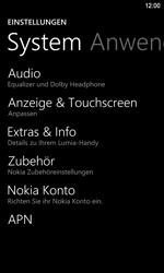 Nokia Lumia 820 / Lumia 920 - MMS - Manuelle Konfiguration - Schritt 8