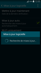 Samsung G850F Galaxy Alpha - Logiciels - Installation de mises à jour - Étape 9