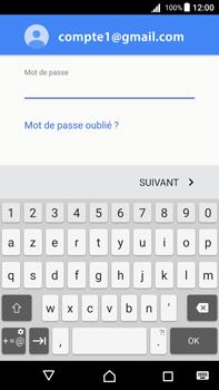 Sony Xperia Z5 Premium (E6853) - Android Nougat - E-mail - Configuration manuelle (gmail) - Étape 12