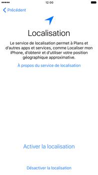 Apple iPhone 7 Plus - Premiers pas - Créer un compte - Étape 10