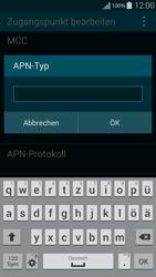 Samsung Galaxy Alpha - Internet - Apn-Einstellungen - 13 / 29