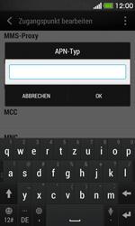 HTC Desire 500 - Internet - Manuelle Konfiguration - Schritt 13