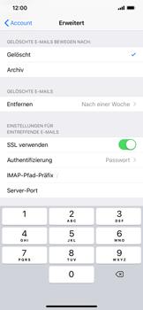 Apple iPhone XR - E-Mail - Konto einrichten - 25 / 30