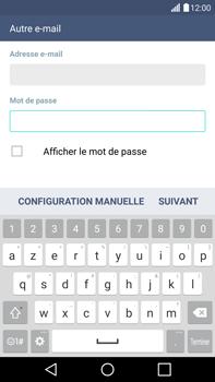 LG G4 - E-mails - Ajouter ou modifier votre compte Outlook - Étape 7