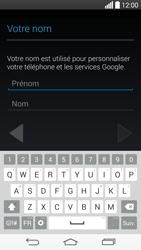 LG G3 - Applications - Configuration de votre store d