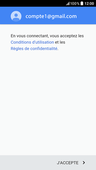 HTC Desire 825 - E-mails - Ajouter ou modifier votre compte Gmail - Étape 14
