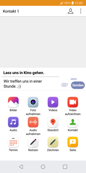 LG G6 - MMS - Erstellen und senden - 16 / 24