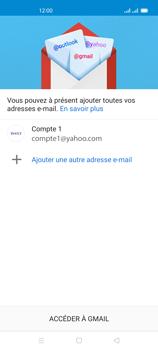 Oppo Reno 4 - E-mails - Ajouter ou modifier votre compte Yahoo - Étape 13