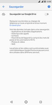 Nokia 5.1 - Données - créer une sauvegarde avec votre compte - Étape 6