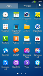 Samsung Galaxy S 4 Mini LTE - E-mail - 032c. Email wizard - Outlook - Fase 3