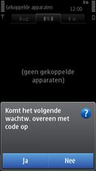 Nokia N8-00 - Bluetooth - koppelen met ander apparaat - Stap 13