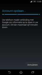 Sony Xperia Z3 Compact - apps - account instellen - stap 18