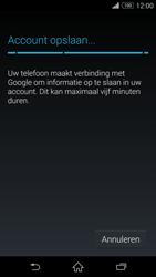 Sony Xperia Z3 - apps - account instellen - stap 18