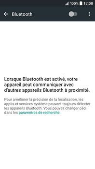 HTC HTC Desire 825 - Bluetooth - connexion Bluetooth - Étape 7