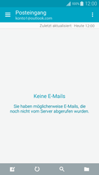 Samsung Galaxy A3 - E-Mail - Konto einrichten (outlook) - 1 / 1