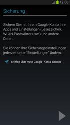 Samsung Galaxy S III LTE - Apps - Einrichten des App Stores - Schritt 23