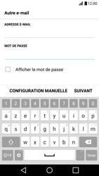 LG G5 - E-mails - Ajouter ou modifier votre compte Outlook - Étape 8