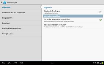 Samsung N8000 Galaxy Note 10-1 - Internet - Manuelle Konfiguration - Schritt 18