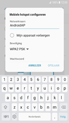 Samsung Galaxy J5 (2016) - Android Nougat - WiFi - Mobiele hotspot instellen - Stap 9