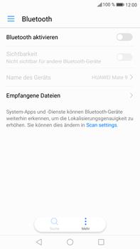 Huawei Mate 9 - Bluetooth - Verbinden von Geräten - Schritt 4