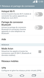 LG G3 - Internet et roaming de données - Comment vérifier que la connexion des données est activée - Étape 5