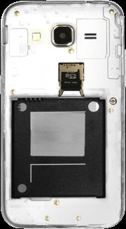 Samsung G360F Galaxy Core Prime - SIM-Karte - Einlegen - Schritt 7