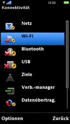 Sony Ericsson U5i Vivaz - WLAN - Manuelle Konfiguration - Schritt 5