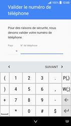HTC Desire 530 - Premiers pas - Créer un compte - Étape 12