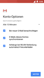 Nokia 3 - E-Mail - 032b. Email wizard - Yahoo - Schritt 11