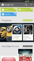 HTC One Mini - Apps - Konto anlegen und einrichten - 23 / 24