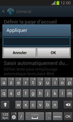 Samsung I8260 Galaxy Core - Internet - Configuration manuelle - Étape 25