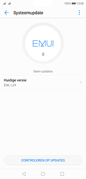 Huawei P20 Dual-SIM (Model EML-L29) - Software updaten - Update installeren - Stap 6