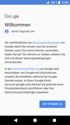 Sony Xperia XZ - Android Oreo - E-Mail - Konto einrichten (gmail) - Schritt 11