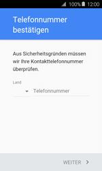 Samsung Galaxy Xcover 3 VE - Apps - Konto anlegen und einrichten - 7 / 22