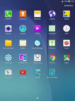 Samsung Galaxy Tab A 9.7 - Internet - Handmatig instellen - Stap 3