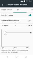 Wiko U-Feel Lite - Internet - Désactiver les données mobiles - Étape 6