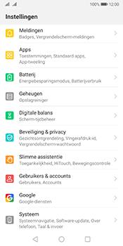 Huawei Mate 10 Pro Dual-SIM (Model BLA-L29) - Android Pie - Resetten - Fabrieksinstellingen terugzetten - Stap 3