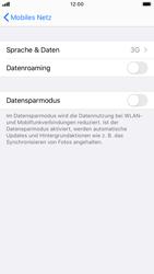 Apple iPhone SE (2020) - Netzwerk - So aktivieren Sie eine 4G-Verbindung - Schritt 5