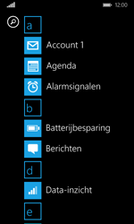 Microsoft Lumia 532 - E-mail - Bericht met attachment versturen - Stap 3