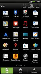 HTC Z520e One S - Apps - Herunterladen - Schritt 3