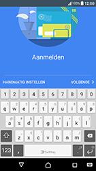 Sony Xperia X Compact (F5321) - E-mail - Handmatig Instellen - Stap 9