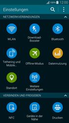 Samsung G850F Galaxy Alpha - Internet und Datenroaming - Deaktivieren von Datenroaming - Schritt 4