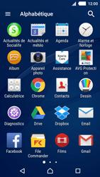 Sony E2303 Xperia M4 Aqua - Internet - navigation sur Internet - Étape 2