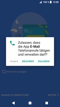 Sony Xperia XA2 Ultra - E-Mail - Konto einrichten (outlook) - Schritt 13