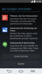 LG D620 G2 mini - Apps - Konto anlegen und einrichten - Schritt 19