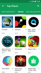 Samsung Galaxy A5 (2016) - Android Nougat - Apps - Installieren von Apps - Schritt 8