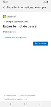 Samsung Galaxy A10 - E-mails - Ajouter ou modifier votre compte Outlook - Étape 8